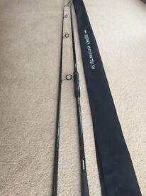 Shimano Hyperloop AX 12ft Ultra Slim Carp Fishing Rod - 2.75lb Test Curve - Carbon - £30
