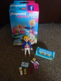 Playmobil Boxed As New Complete Special Plus Princess with Weaving Wheel set 4790 Only £2