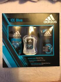 Adidas ice dive set