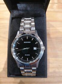 Sekonda Men's Classic Stainless Steel Watch GENUINE New