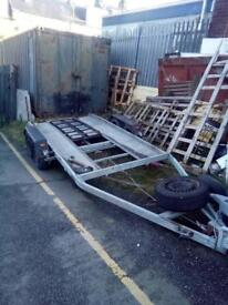 Car transporter trailer 21ft