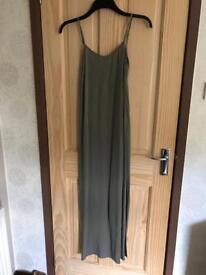 M&S Green Maxi Dress