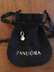 Pandora April Birth Stone Pendant