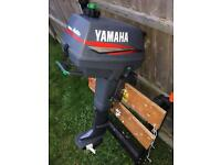 Yamaha Malta 3.3 Hp outboard engine