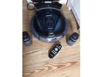Samsung NaviBot SR8855 Robot Hoover / Robotic Vacuum Cleaner not Roomba