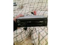 for sale sony cd player mex-n6001bd
