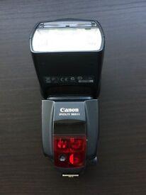 Canon 580 EX ii Speedlite