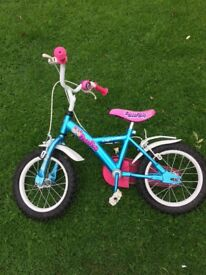 Apollo PomPom Kids' Bike - 14""