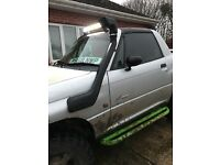 Suzuki x90 4x4 off road ready not shogun pinin,jimny, vitara