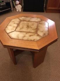 G-Plan octagonal Coffee Table