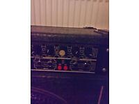 Torque 100 watt 3 channel amplifier for sale