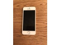 iPhone 5s 16GB White/Silver - Unlocked - *Great Condition*