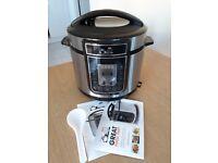 Pressure king pressure cooker