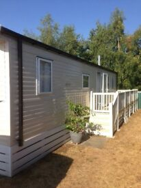 Static caravan on the edge of the New Forest- 2014 Willoughby vacation in Ringwood