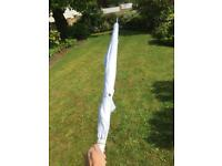 Wedding umbrella golf size