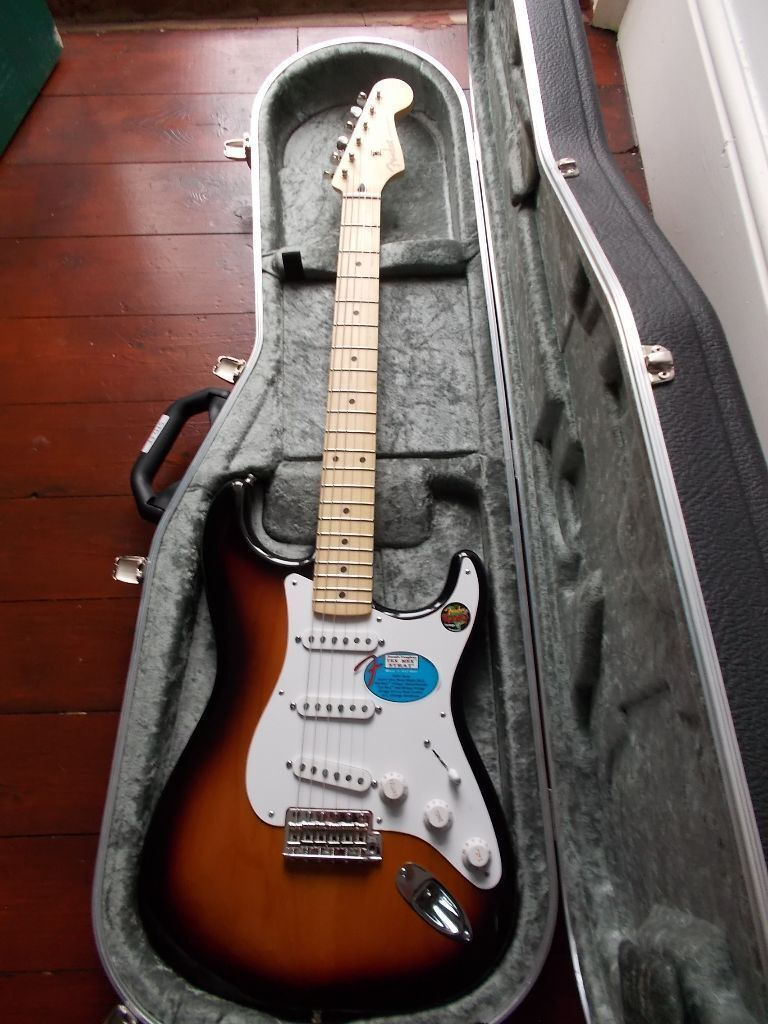 Fender Jimmie Vaughan Stratocaster  Brand New  Never Used