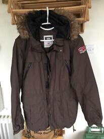 Helly Hanson men's parka size large