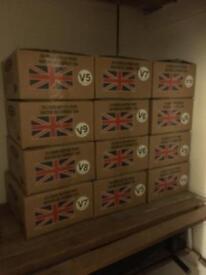 British Army Rations