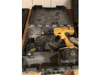 Good brand drills Job lot