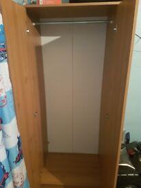 Wardrobe in good condition £20