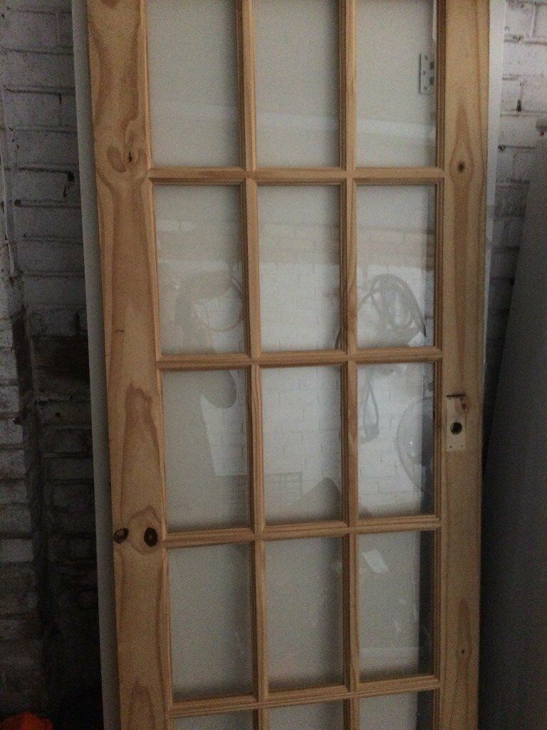 15 Panel Glass Interior Door In Yeovil Somerset Gumtree