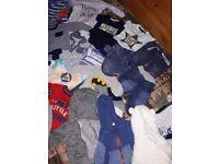 Baby boys clothes 0-3