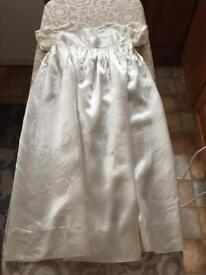 Vintage 1950's Christening Baby Gowns