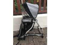 Chicco Caddy Baby Carrier Back Pack / Good Condition