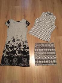 Ladies clothes bundle size S