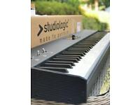Studiologic Studio SL88 fully weighted 88 key USB midi keyboard controller with aftertouch
