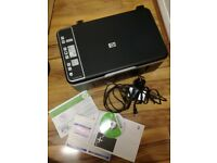 Hp Deskjet F4180 all in one used good