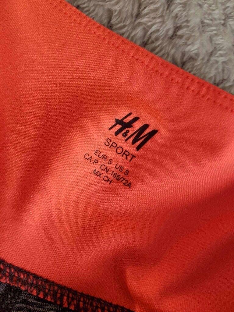 H&M Grey leggins- activewear!