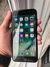 iPhone 7 Plus - 128gb matte black (mint condition)