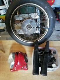 bsa b31 spare parts