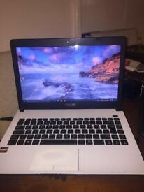 ASUS X401U LAPTOP 320GB HDD, 4GB RAM, WIN10 PRO, OFFICE 2013