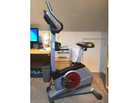 Pro-Form mains powered Exercise bike with ten preset workouts with music connectivity