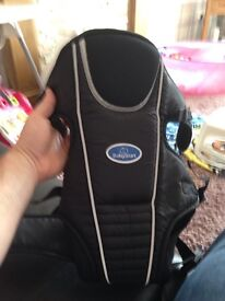Baby carrier used once!
