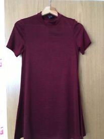 New look girls T shirt dress age 14-15