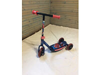 Childs Spiderman Scooter
