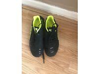 Size 7 Adidas football boots