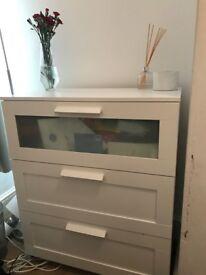 IKEA Brimnes 3-Drawer