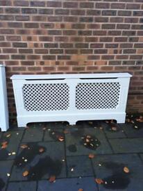 Bespoke radiator covers