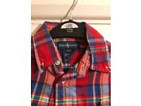 Ralph Lauren kids shirt aged 4