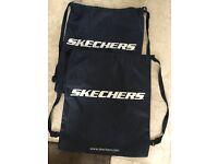 2 x Brand new Skechers school/gym/ballet bags