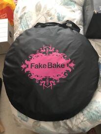 Fake Bake Spray Tanning Kit