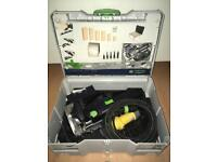 Festool Domino DF 500 Q plus 110 £350 ono