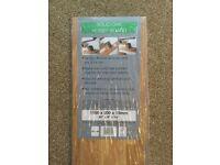 Solid hobby oak wood
