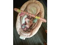 Harmony and comfort bouncer - Pink