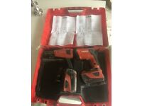 Hilti for quick sale with receipts