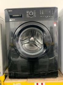 BEKO black good looking 7kg washing machine